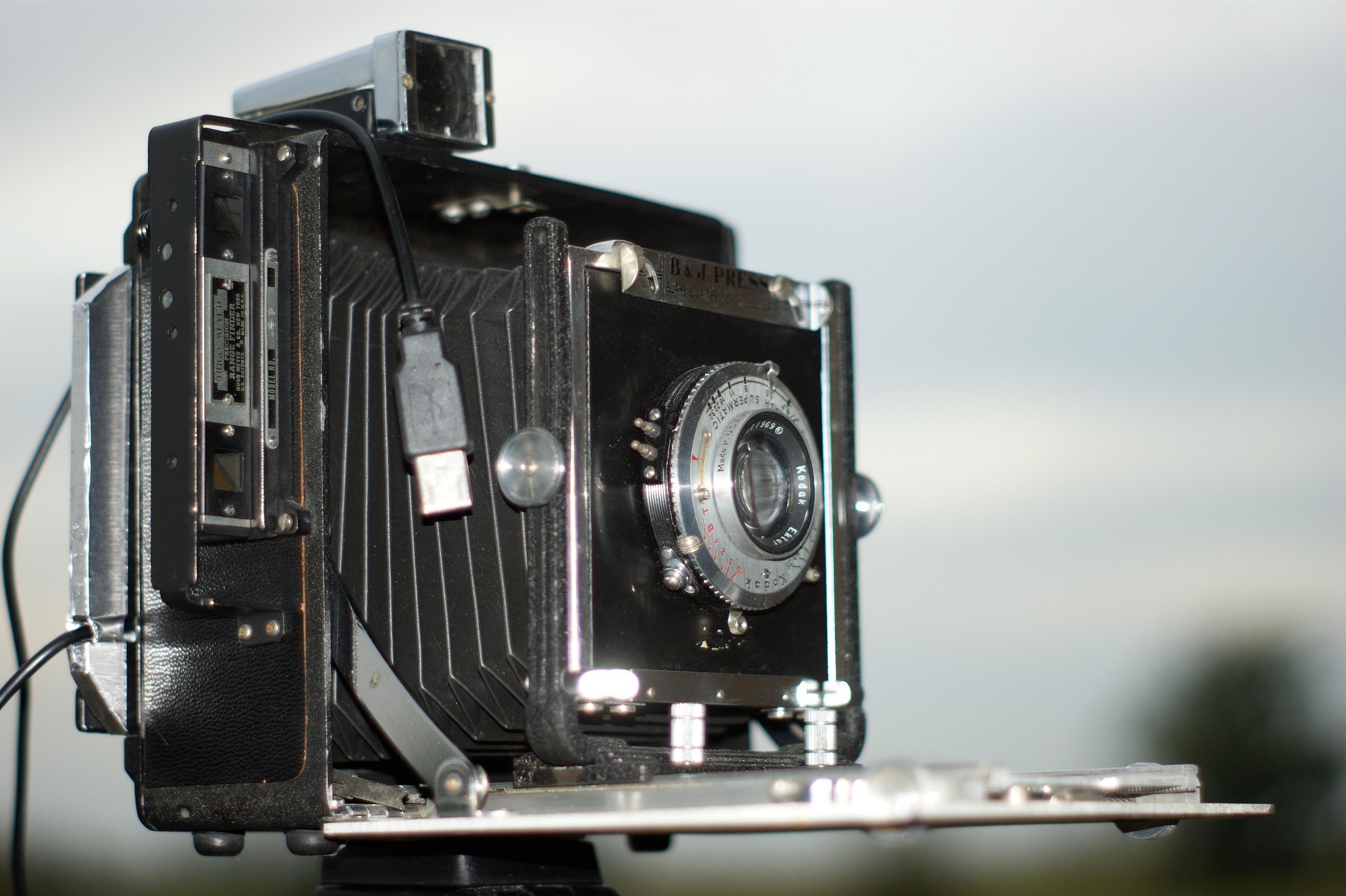 The Aggregate: Big Old Camera, Tiny New Sensor